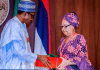 Buhari Receives Tripartite Report Minimum Wage