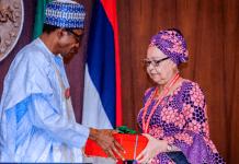 Buhari Receives Tripartite Report Minimum Wage