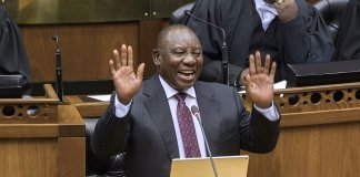 Cyril-Ramaphosa South Africa President