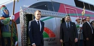 Morocco inaugurates africa fastest train