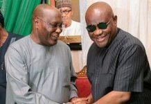 Atiku Abubakar and WIKE
