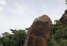 Esu Esa Rock, Ekiti State.
