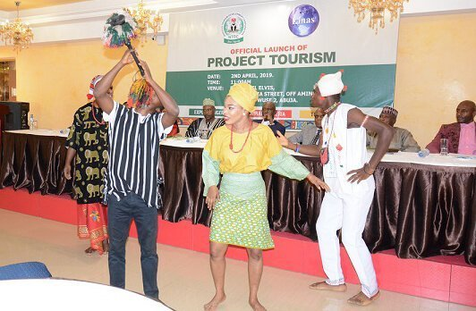 Project Tourism Launching