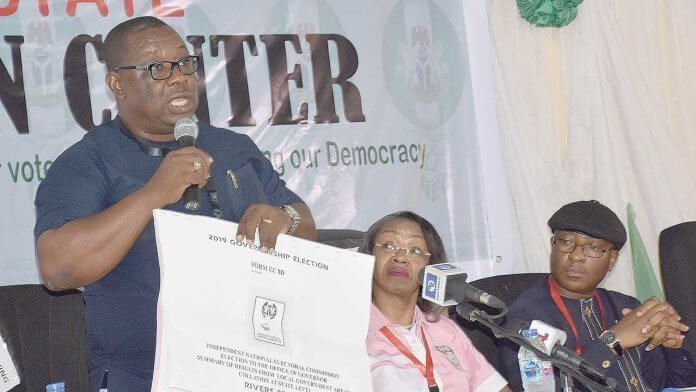 Rivers Election, Wike wins
