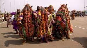 Ekiti Masquerades