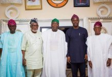 South-West Governors hold summit on security