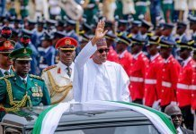 President Muhammadu Buhari's Democracy Day speech.