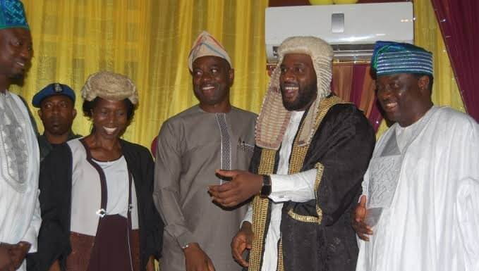 Seyi Makinde Inaugurates Oyo's 9th Assembly