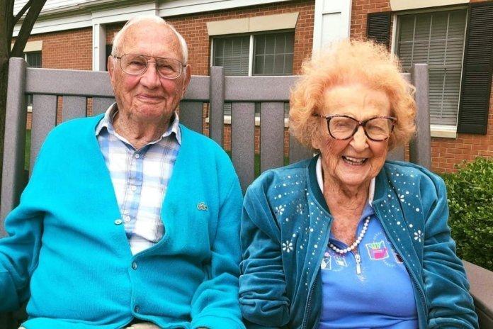 John and Phyllis Cook