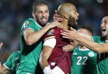 Algeria and Tunisia