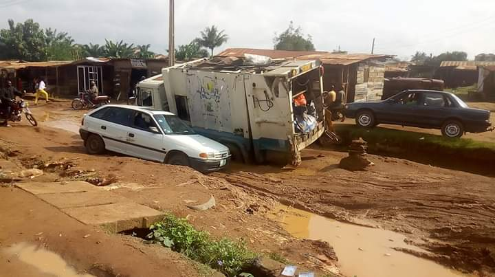 Makinde on Apete road