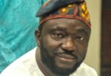 Abiodun Oni, Executive Chairman of the Oyo State Mineral Development Agency