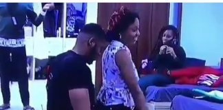 BBNaija Esther and Frodd
