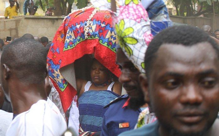 Osun Osogbo 2019 Arugba