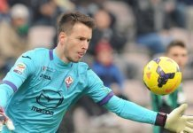 Goalkeeper Neto