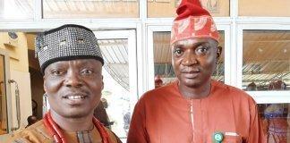 Ojo-Lanre with Ekiti Lawmakers cultural–art vision
