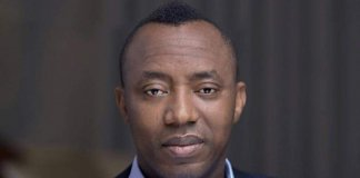 Omoyele sowore in court