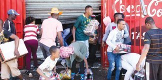 Attacks on Nigerians in South Africa