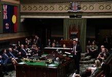 Australia Legislators