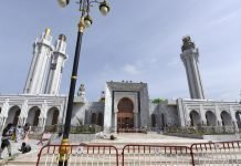Biggest mosque in West Africa Opens in Senegal