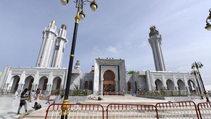Biggest mosque in West Africa Opens in Senegal