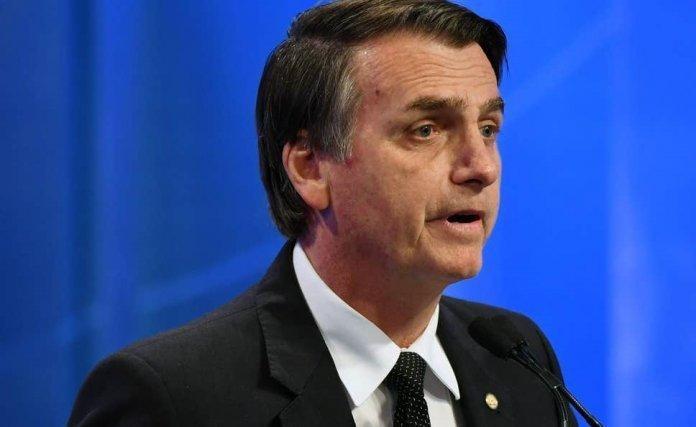 Brazil President Jair-Bolsonaro