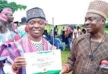 Ekiti Wins at NAFEST 2019