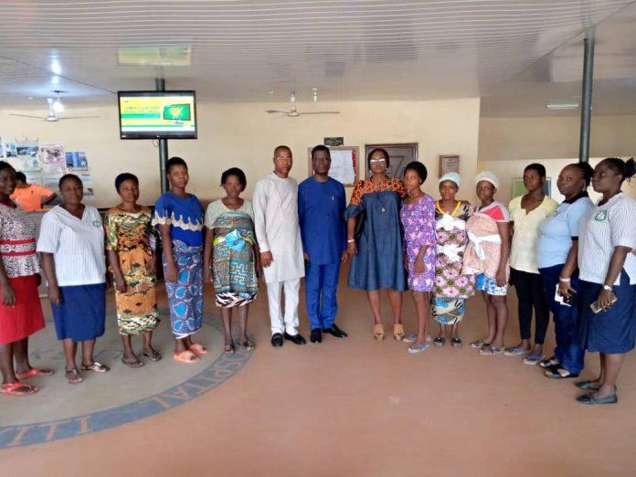 Fayemi wife pays hospital bill