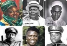 First military coup in Nigeria