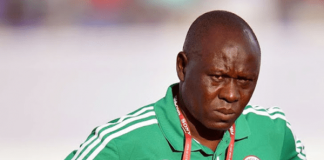 Manu Garba, Eaglets Manager on World Cup