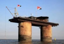 Countries The Principality of Sealand