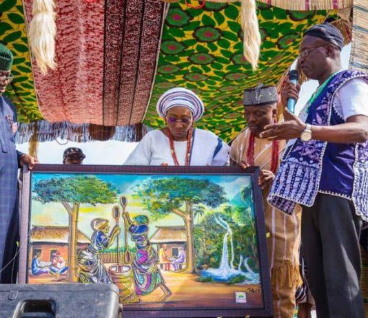 EKIFEST Fayemi and Ojo-Lanre
