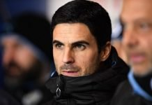 New Arsenal Head Coach Mikel Arteta