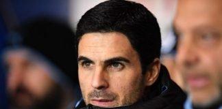 New Arsenal Head Coach Mikel Arteta