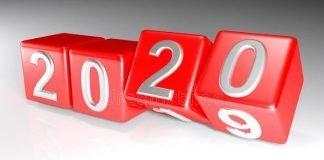 New Decade Year 2020
