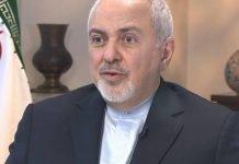 Iran Foreign Minister, Javad Zarif