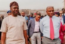 Makinde and Amechi on Rail Road