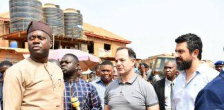 Makinde on Road Construction