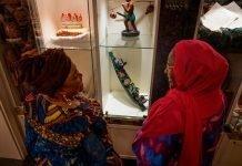 Aisha Buhari and Dame Patience Jonathan
