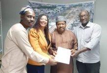 Professor Rasaki Ojo-Bakare Inaugurates Project BREKIT