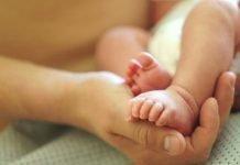 Chines New Born Baby with Coronavirus