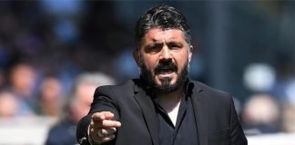 Napoli coach Gennaro_Gattuso