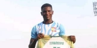 Remo Stars Football Club (RSFC) Assistant Captain