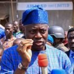 Oyo State Governor Seyi Makinde