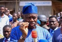 Oyo State Governor Seyi Makinde