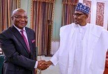 Uzodinma and Buhari