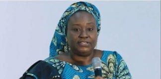 Head of Service of the Federation, Dr Folasade Yemi-Esan