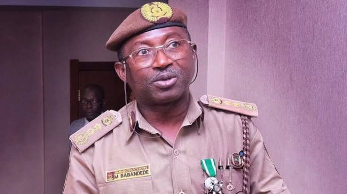 Immigration Boss, Muhammad Babandede