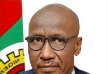 Nigerian National Petroleum Corporation (NNPC), GMD, Mr Mele Kyari