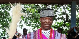 Wale Ojo-Lanre, Director-General, Ekiti State Council For Arts and Culture